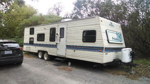 29ft prowler trailer trade for tent trailer