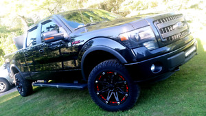 2013 Ford F150 FX4 LUXURY OFF ROAD