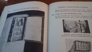 Book: Modern Electric and Gas Refrigeration, 1933, 1952 Kitchener / Waterloo Kitchener Area image 3