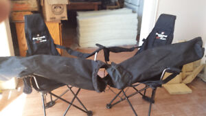 gm camp chairs    ( price is neg )