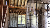 Spray Foam Insulation - WILL BEAT ANY COMPETITORS PRICE BY 10%