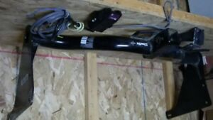 Trailer Hitch and Electric Brake - Ford escape