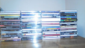 Music cd's huge lot  assorted music  Rock and more