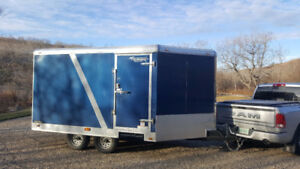 Package deal..enclosed trailer and 2 sleds!! $25,000.00