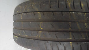 """Two 19"""" Continental ContiSportContact 3 Tires 255/35ZR19 Kitchener / Waterloo Kitchener Area image 2"""