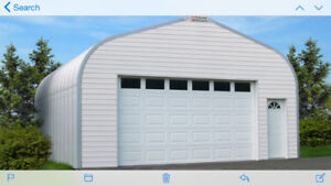 New steel building for sale