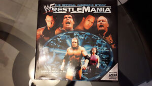 WWF WrestleMania : The Official Insider's Story by Joe Layden