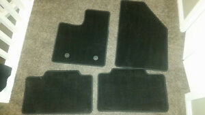 2014 Ford Edge Sport floor mats