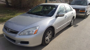 Honda Accord SE 2007 - Low Kms - Fully loaded