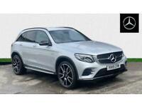2019 Mercedes-Benz GLC 43 4Matic 5dr 9G-Tronic Auto SUV Petrol Automatic