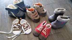 Baby boy shoes and boots