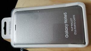 "Samsung Galaxy Note 5 ""Flip Wallet Case"""
