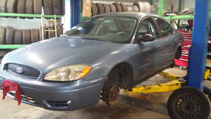 2004 Ford Taurus Sedan VALID ETEST