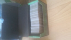 1200 magic the gathering card collection