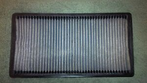 K&N air fillter 33-2266.  Cleaned, oiled and ready for use