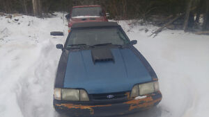 1991 Ford Mustang Good condition Convertible