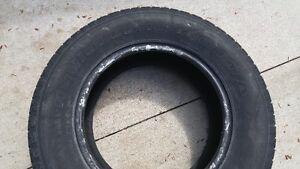 255/70 R16 - Four SUV tires