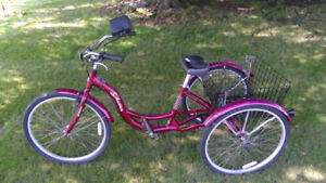 Schwinn Tri-bicycle is up for auction