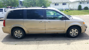 2008 Dodge Grand Caravan SE Beige**REDUCED**