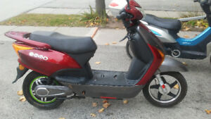 Emmo e bike 60v new batteries and charger  nice cond. $900.00
