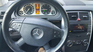 2008 Mercedes-Benz B-Class B200 SUV, Crossover