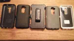 LG G2 Defender Otter boxes