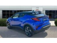 2020 Toyota C-HR 1.8 Hybrid Dynamic 5dr CVT Hybrid Hatchback Auto Hatchback Hybr