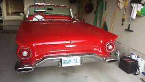 57 thunderbird for sale