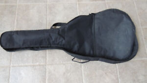 ACOUSTIC GUITAR BAG WITH BACK PACK STRAPS