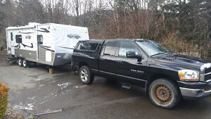 Truck and or RV Trailer