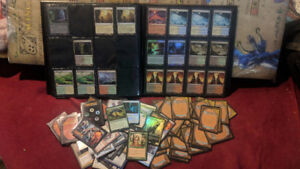 Buying all Magic the Gathering Cards!