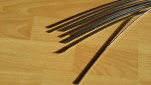 """Stainless Steel Cable T316 - 10 lengths x 43"""""""