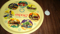 EXPO 67 PLATED