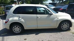 2007 Chrysler PT Cruiser Hatchback low km  plus applicable taxes