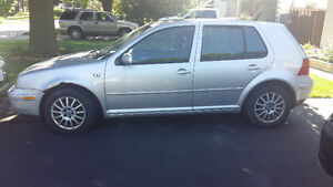 2004 Volkswagen Golf Hatchback TDI