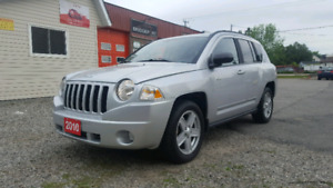 2010 Jeep Compass Certified