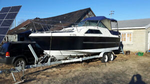 Trade 27 ft. Boat