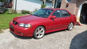 2003 Nissan Sentra ser special v for  $1 000 as is