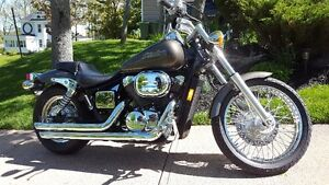 Honda Shadow Spirit 750