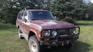 1984 Toyota Land Cruiser Wagon BJ60 13bt