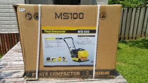 LONCIN Compactor MS 100 w/water tank $999 NEW PRICE !