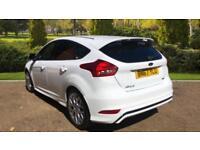 2014 Ford Focus 1.0 EcoBoost 125 ST-Line 5dr Manual Petrol Hatchback