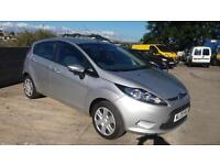2009 Ford Fiesta 1.25 ( 60ps ) newer shape