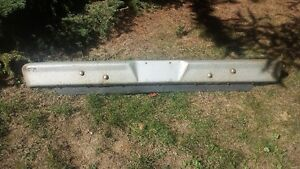 FORD BUMPER, TAIL LIGHTS, AND DIESEL ENGINE PARTS