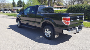 2012 FORD F150 4dr 4X4 XLT 5.0L 41000kms TRADE