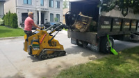 Small loader services compact tractor 4165686673