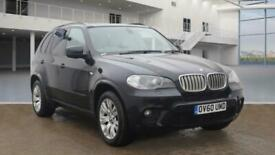 image for 2010 BMW X5 3.0 40d M Sport Auto xDrive 5dr SUV Diesel Automatic