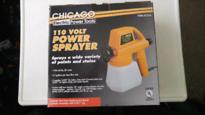 *BRAND NEW* Chicago 110 Volt Electric Power Sprayer