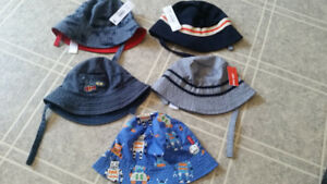 Baby boy summer hats