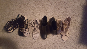 Size 10 shoes for sale!